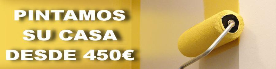 Pintores Madrid. Servicios de Pintor Madrid Barato